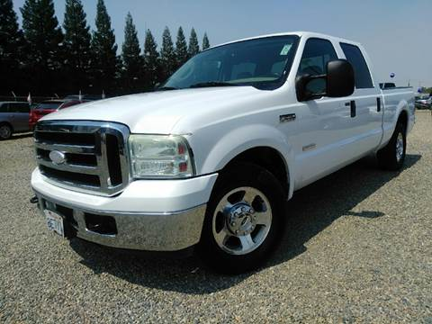 2006 Ford F-250 Super Duty for sale in Clovis, CA