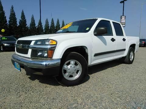 2007 Chevrolet Colorado for sale in Clovis, CA
