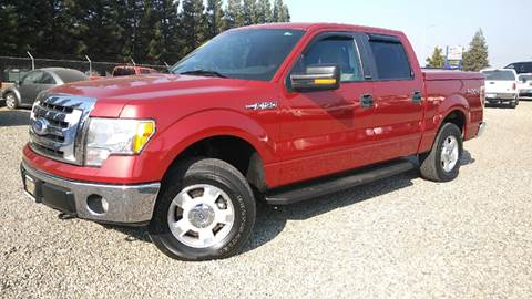 2010 Ford F-150 for sale in Clovis, CA