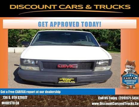 2004 GMC Safari Cargo for sale in Modesto, CA