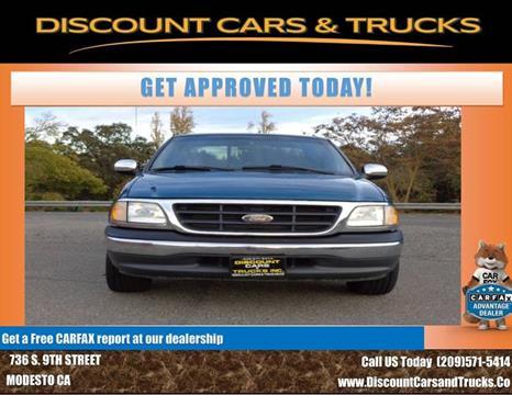 Discount Cars Trucks Used Cars Modesto Ca Dealer