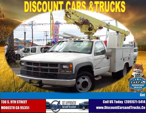 1998 GMC Sierra 3500 for sale in Modesto, CA