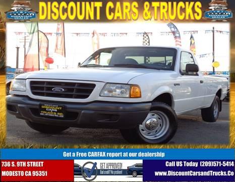 2003 Ford Ranger for sale in Modesto, CA