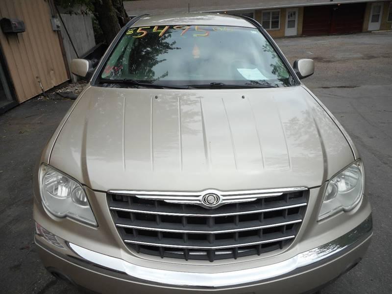 2007 Chrysler Pacifica AWD Touring 4dr Wagon - Adel IA