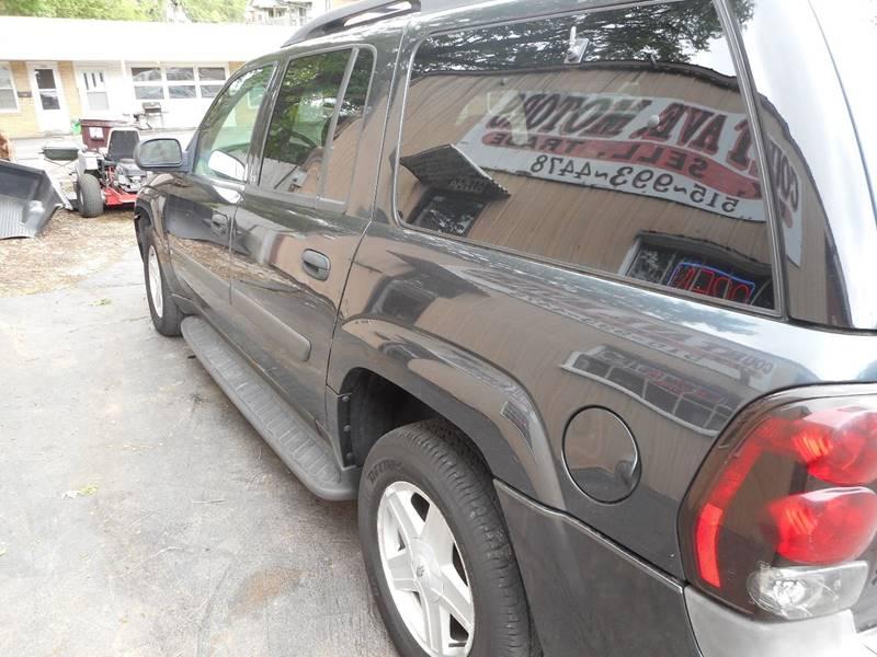 2003 Chevrolet TrailBlazer EXT LS 4WD 4dr SUV - Adel IA