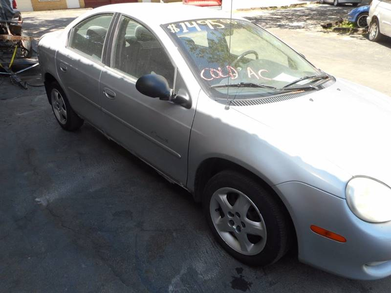 2000 Plymouth Neon Highline 4dr Sedan - Adel IA