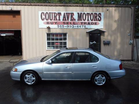 2001 Nissan Altima for sale in Adel, IA