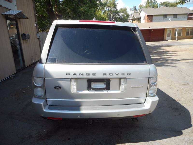 2006 Land Rover Range Rover Supercharged 4dr SUV 4WD - Adel IA