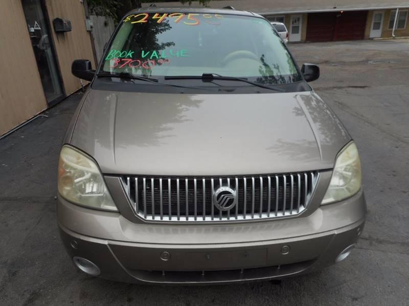 2004 Mercury Monterey Convenience 4dr Mini-Van - Adel IA