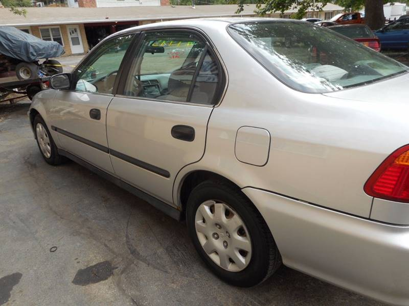 1999 Honda Civic LX 4dr Sedan - Adel IA