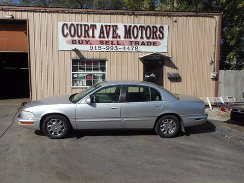 2002 Buick Park Avenue for sale in Adel, IA