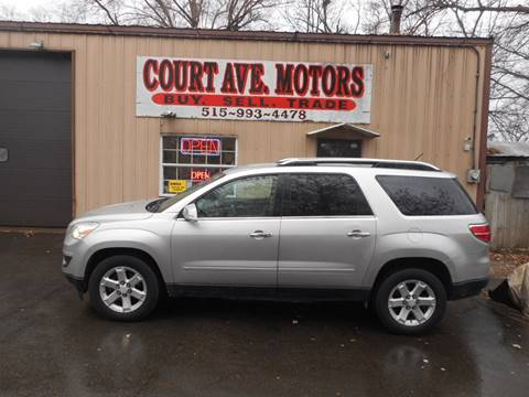 2008 Saturn Outlook for sale in Adel, IA