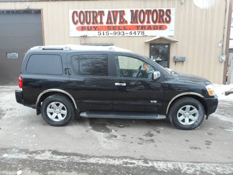 2004 Nissan Armada for sale in Adel, IA