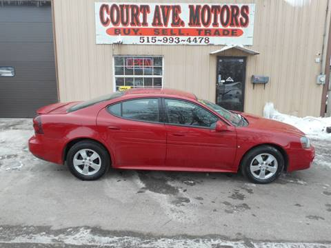 2007 Pontiac Grand Prix for sale in Adel, IA