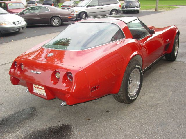 1978 Chevrolet Corvette 25th anniversary - Adel IA