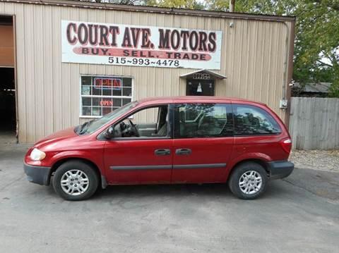 2006 Dodge Caravan for sale in Adel, IA