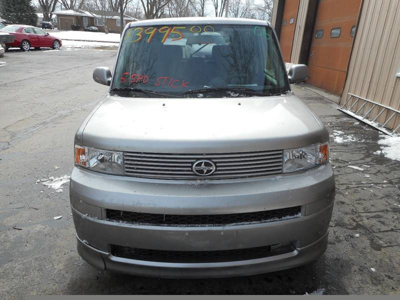 2006 Scion xB 4dr Wagon w/Manual - Adel IA