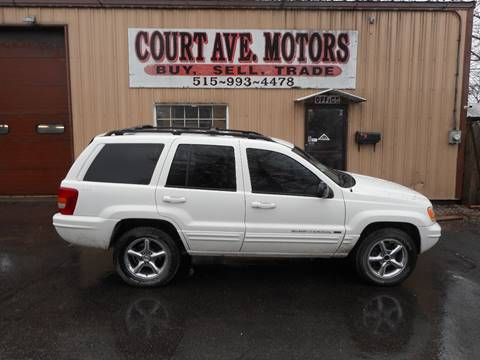 2001 Jeep Grand Cherokee for sale in Adel, IA