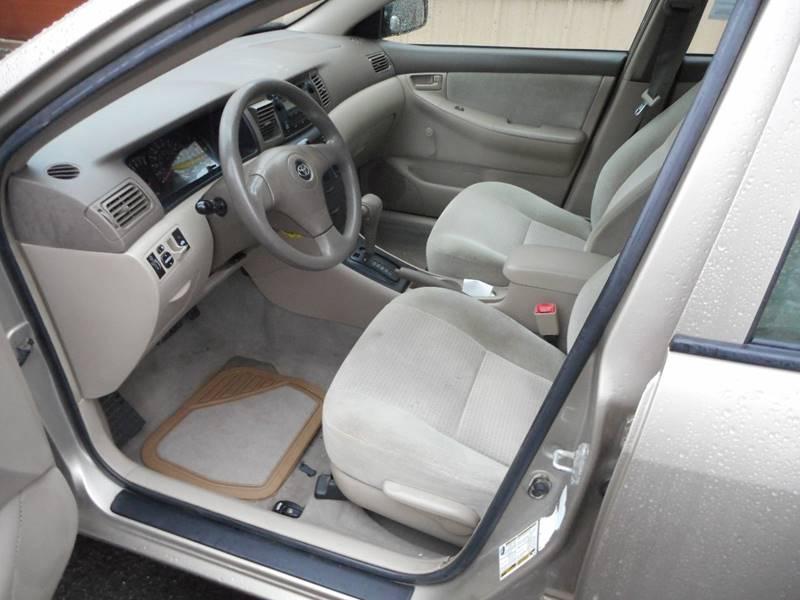 2006 Toyota Corolla CE 4dr Sedan w/Automatic - Adel IA