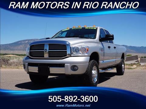 2008 Dodge Ram Pickup 3500 for sale in Rio Rancho, NM