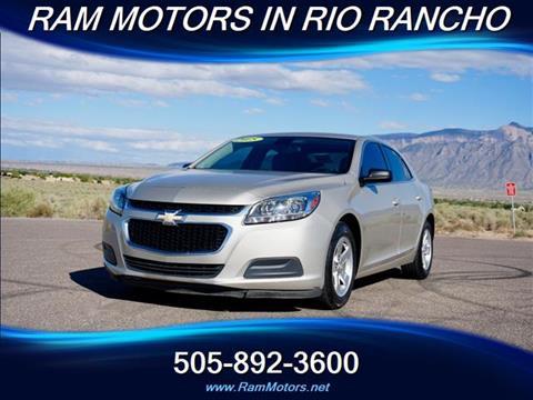 2015 Chevrolet Malibu for sale in Rio Rancho, NM