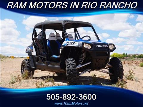 2010 Polaris RZR 4 for sale in Rio Rancho, NM