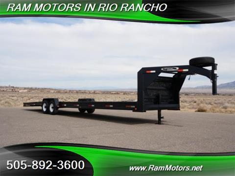 2007 Quality Steel Lowboy equipment for sale in Rio Rancho, NM