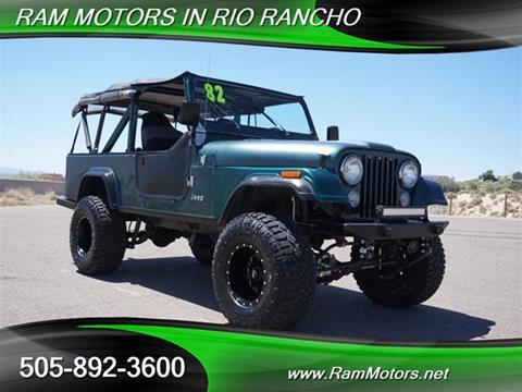 1982 Jeep Scrambler for sale in Rio Rancho, NM