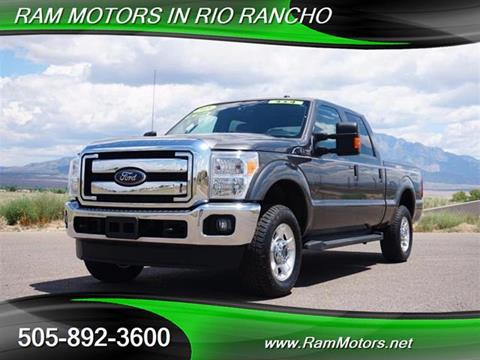 2015 Ford F-250 Super Duty for sale in Rio Rancho, NM