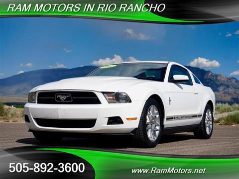 2012 Ford Mustang for sale in Rio Rancho, NM