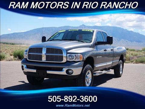 2005 Dodge Ram Pickup 2500 for sale in Rio Rancho, NM