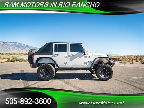 2008 Jeep Wrangler Unlimited for sale in Rio Rancho, NM