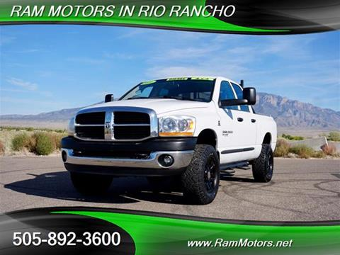 2006 Dodge Ram Pickup 2500 for sale in Rio Rancho, NM