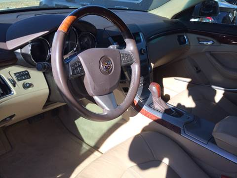 2008 Cadillac Cts 3 6L SFI with Navigation In Lafayette LA