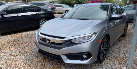 2016 Honda Civic for sale in Lafayette, LA