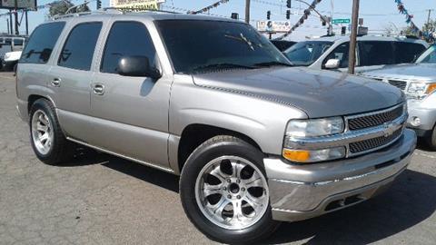 2001 Chevrolet Tahoe for sale in Phoenix, AZ