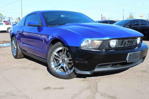 2010 Ford Mustang For Sale In Arizona