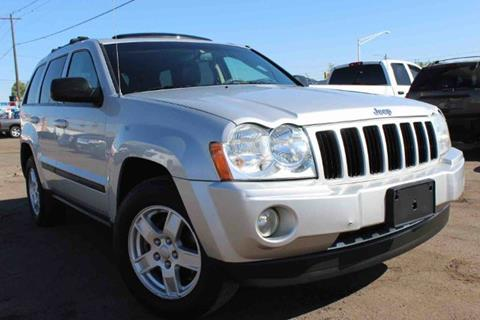 used 2007 jeep grand cherokee for sale in phoenix az. Black Bedroom Furniture Sets. Home Design Ideas