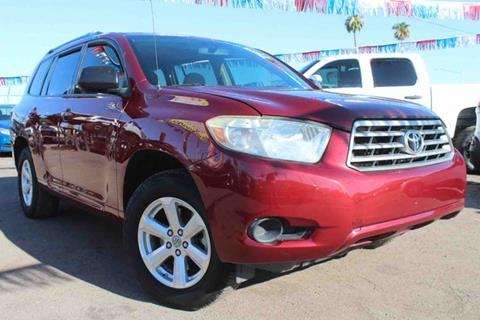 2008 Toyota Highlander for sale in Phoenix, AZ