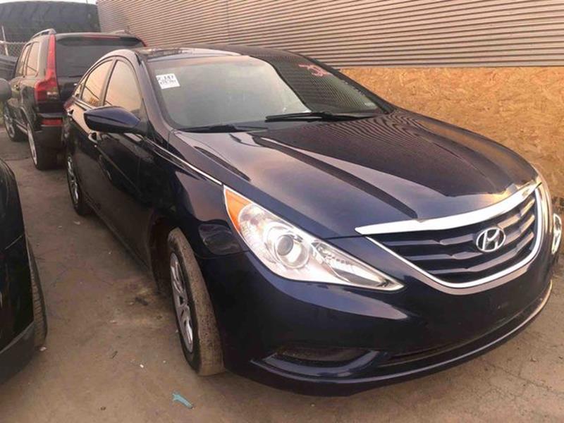 2013 Hyundai Sonata Gls >> 2013 Hyundai Sonata Gls 4dr Sedan In Phoenix Az In Power
