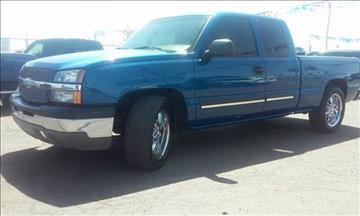 2004 Chevrolet Silverado 1500 for sale in Phoenix, AZ