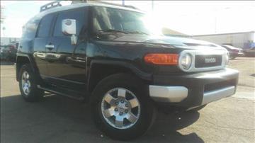 2007 Toyota FJ Cruiser for sale in Phoenix, AZ