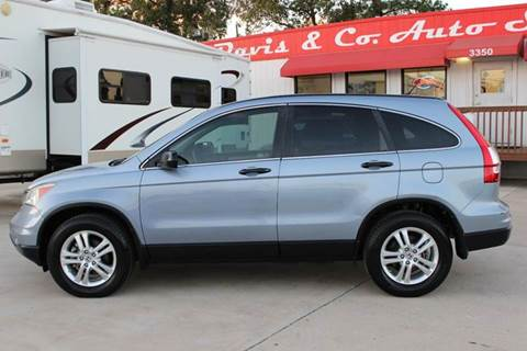 2011 Honda CR-V for sale in Spring, TX