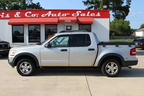 2007 Ford Explorer Sport Trac for sale in Spring, TX