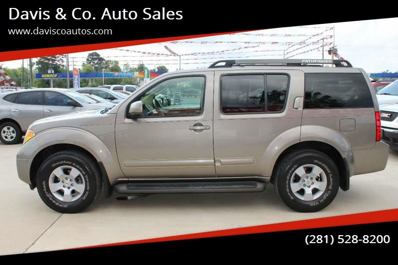 2006 Nissan Pathfinder SE 4dr SUV   Spring TX