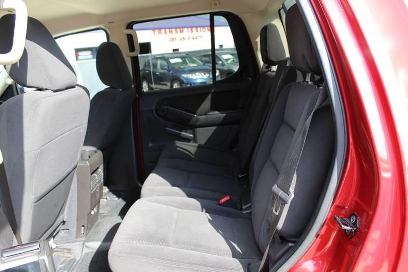 2010 Ford Explorer Sport Trac 4x2 XLT 4dr Crew Cab - Spring TX