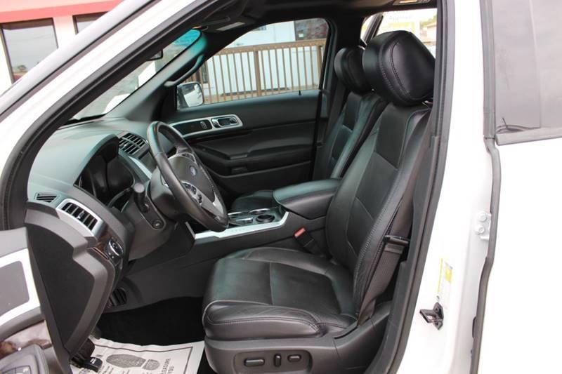 2012 Ford Explorer Limited 4dr SUV - Spring TX