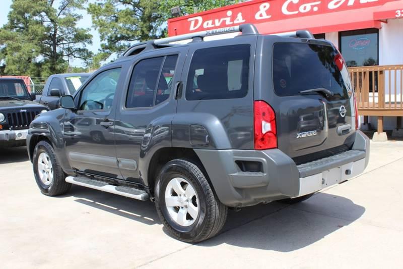 2013 Nissan Xterra 4x2 S 4dr SUV - Spring TX