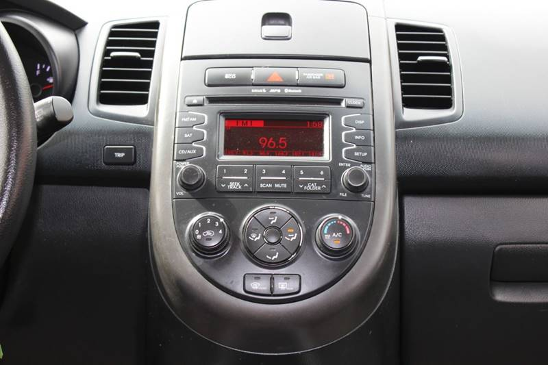 2012 Kia Soul + 4dr Crossover 6A - Spring TX