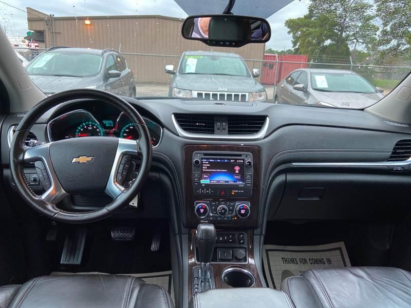 2015 Chevrolet Traverse LT 4dr SUV w/2LT - Spring TX